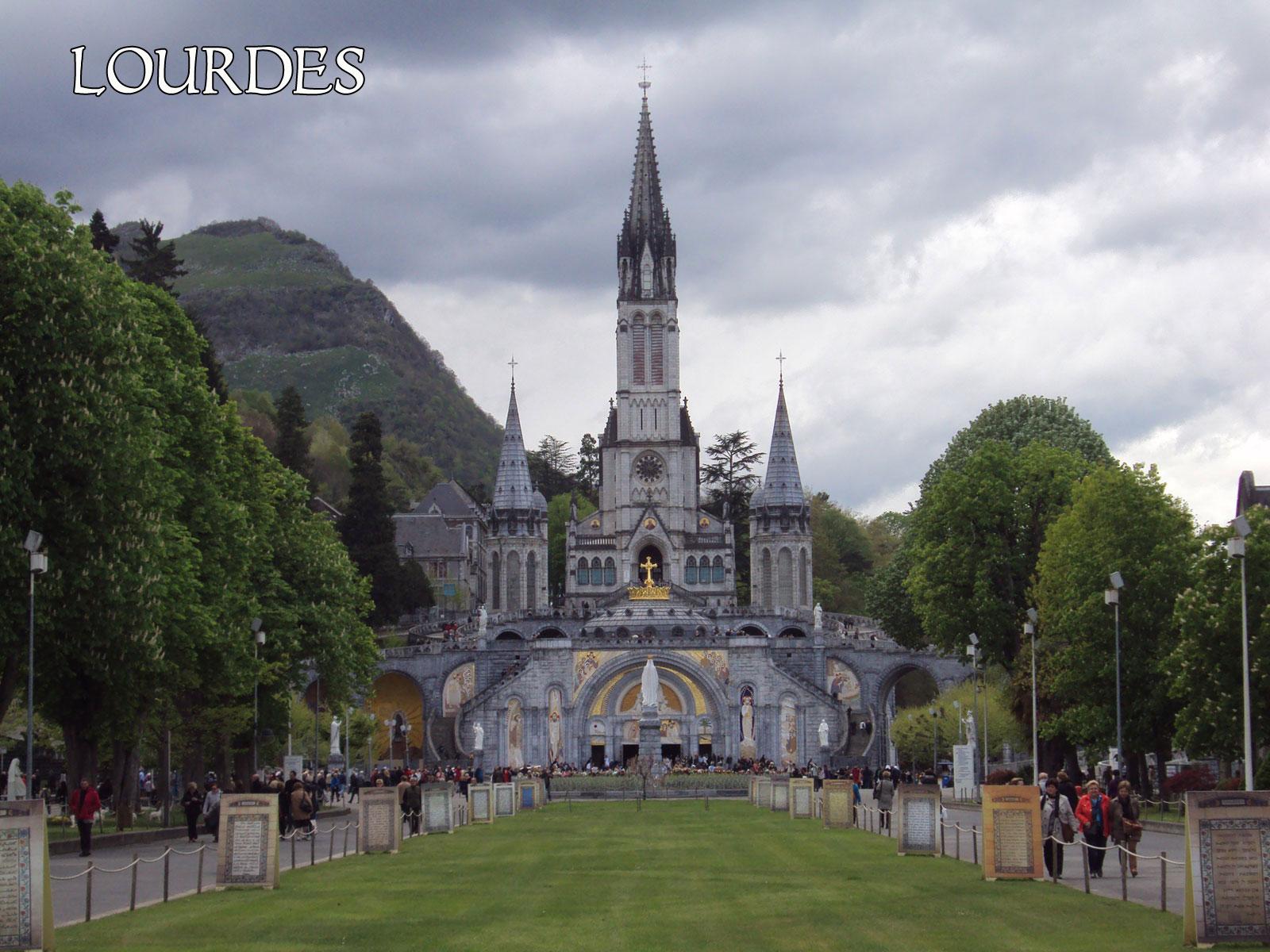 website Lourdes