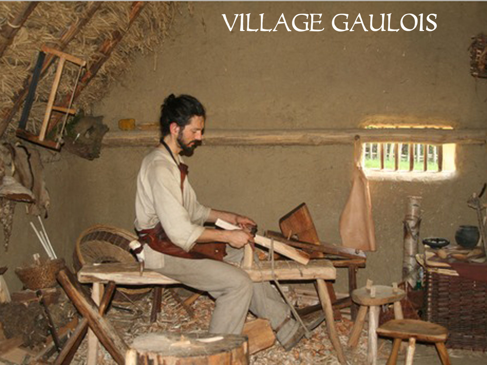 website Village Gaulois